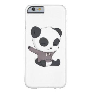 幸せなパンダ BARELY THERE iPhone 6 ケース