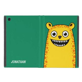 幸せなヒョウ iPad MINI ケース