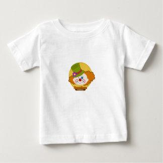 幸せなピエロのTシャツ ベビーTシャツ