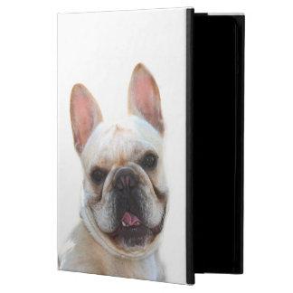 幸せなフレンチ・ブルドッグ犬 iPad AIRケース