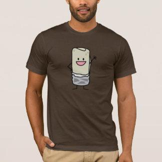 幸せなブリトー Tシャツ