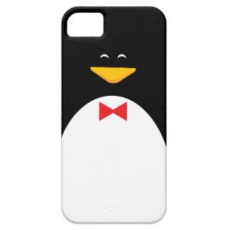 幸せなペンギン iPhone SE/5/5s ケース