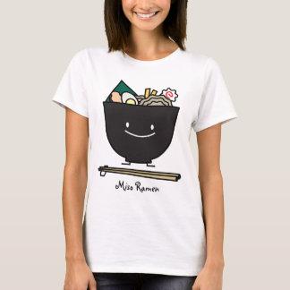 幸せなラーメンボール Tシャツ