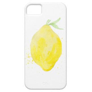 幸せなレモンiPhoneの場合 iPhone 5 Case