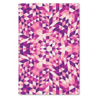 幸せな三角形の曼荼羅 薄葉紙