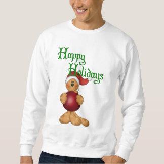 幸せな休日の子猫 スウェットシャツ