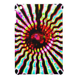 幸せな休日の輝きエネルギー芸術 iPad MINIケース