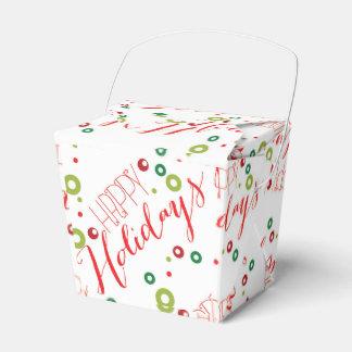 幸せな休日箱 フェイバーボックス