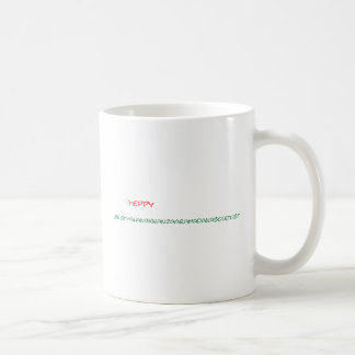幸せな休日 コーヒーマグカップ
