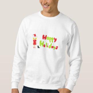 幸せな休日 スウェットシャツ