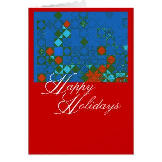 幸せな休日(第0712) カード