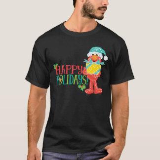 幸せな休日Elmo Tシャツ