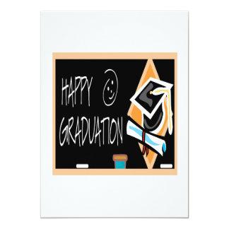 幸せな卒業2 12.7 X 17.8 インビテーションカード