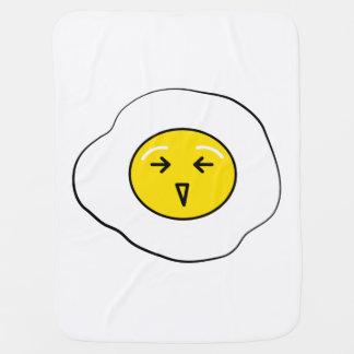 幸せな卵 ベビー ブランケット