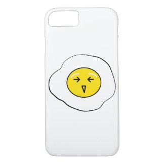 幸せな卵 iPhone 8/7ケース