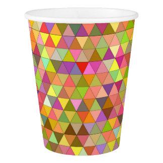 幸せな夏の三角形 紙コップ