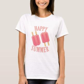 幸せな夏 Tシャツ
