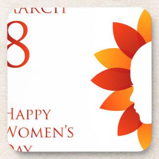 幸せな女性の日の行進8 コースター
