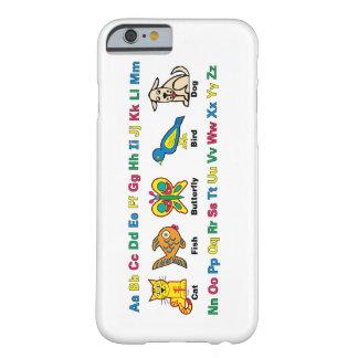 幸せな子供のカスタマイズ可能なiPhoneの場合 Barely There iPhone 6 ケース