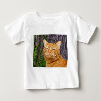 幸せな子猫Kat! ベビーTシャツ