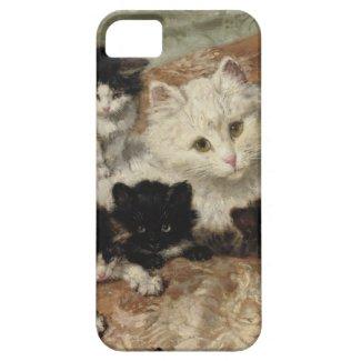 幸せな家族 iPhone 5 ケース