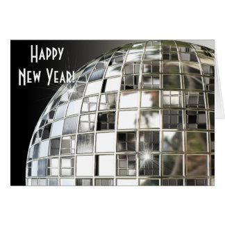 幸せな年賀状 グリーティングカード