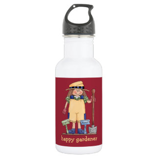 幸せな庭師18のozの水差し ウォーターボトル