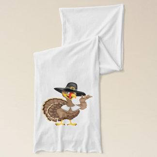 幸せな感謝祭 スカーフ