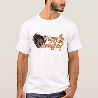 幸せな感謝祭 Tシャツ