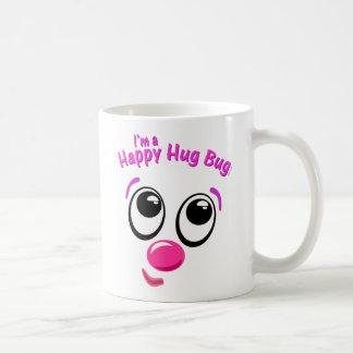 幸せな抱擁虫 コーヒーマグカップ
