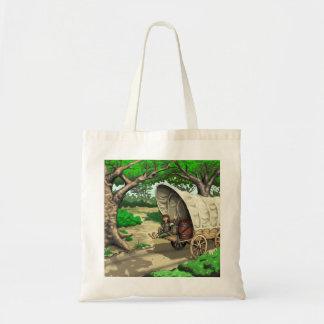 幸せな日の盛り土縁のバッグへのそれ トートバッグ