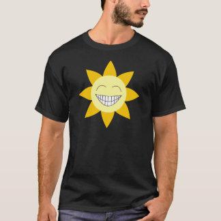 幸せな日光 Tシャツ