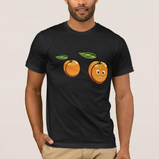 幸せな杏子メンズTシャツ Tシャツ