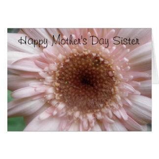 幸せな母の日の姉妹カード カード