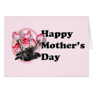 幸せな母の日 カード