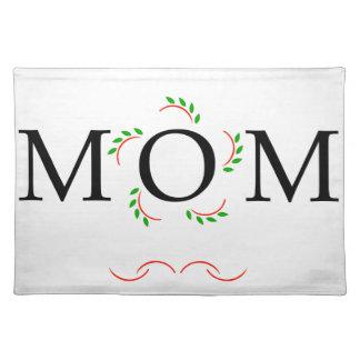 幸せな母の日 ランチョンマット