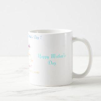 幸せな母の日、MindfulOutstandingThereのための… コーヒーマグカップ