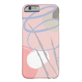 幸せな気分パターン電話貝 BARELY THERE iPhone 6 ケース