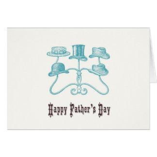 幸せな父の日カード グリーティングカード