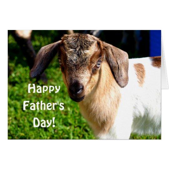幸せな父の日! あなたのお気に入りのな子供から カード