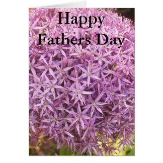 幸せな父の日 カード
