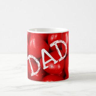 幸せな父の日! コーヒーマグカップ
