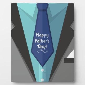 幸せな父の日 フォトプラーク