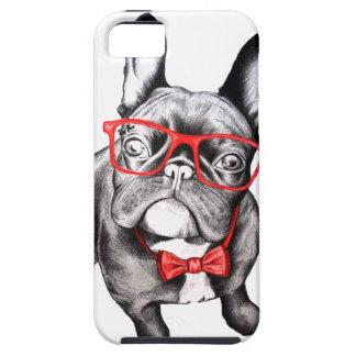 幸せな犬 iPhone SE/5/5s ケース