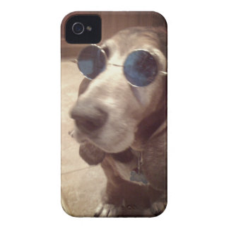 幸せな猟犬 Case-Mate iPhone 4 ケース