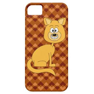 幸せな猫 iPhone SE/5/5s ケース