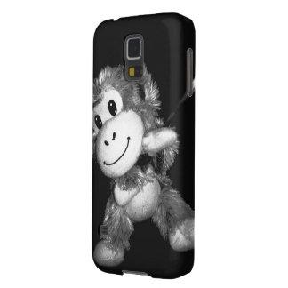 幸せな猿の銀河系S5の箱 GALAXY S5 ケース