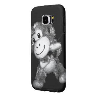 幸せな猿の銀河系S6の箱 SAMSUNG GALAXY S6 ケース