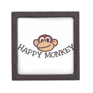 幸せな猿 ギフトボックス