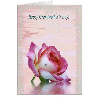 幸せな祖父母の日! カード